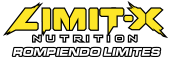 Limit X Nutrition Logo